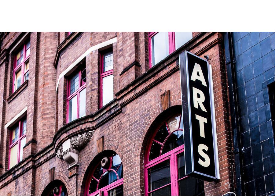 arts theatre exterior