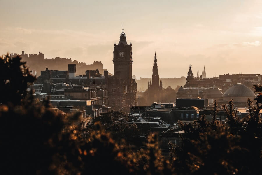 Edinburgh Unsplash 5