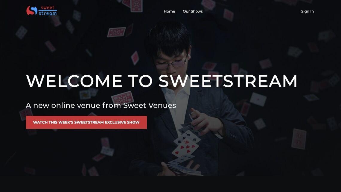 home sweetstream