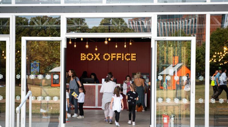 KX Tickets Box Office