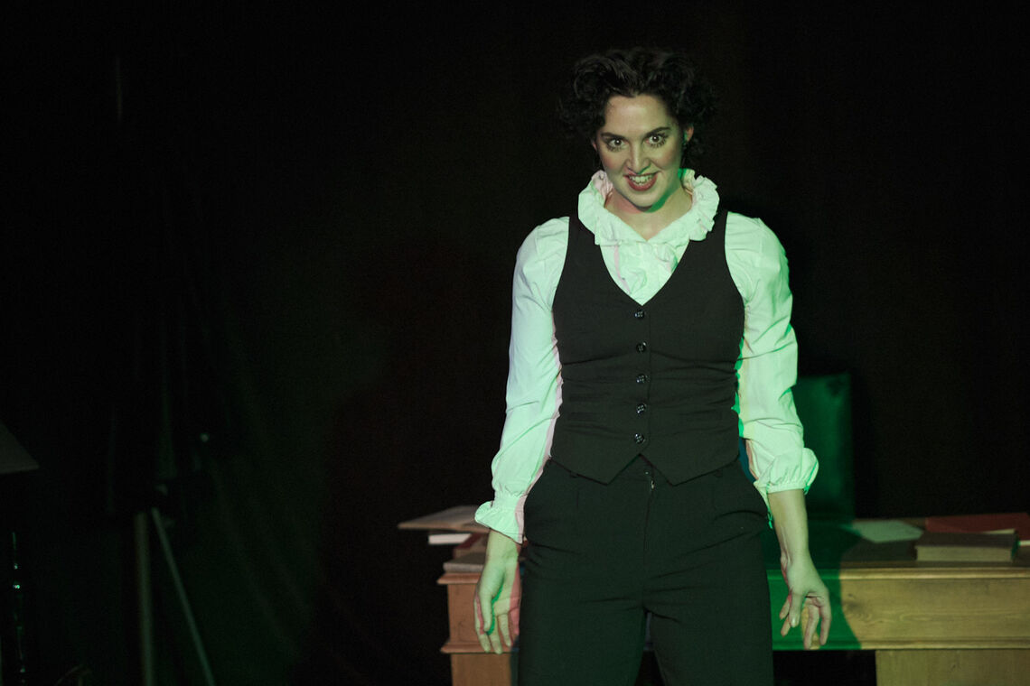 Jekyll Hyde - Heather Rose Andrews - Photography Credit Andrew O'hara